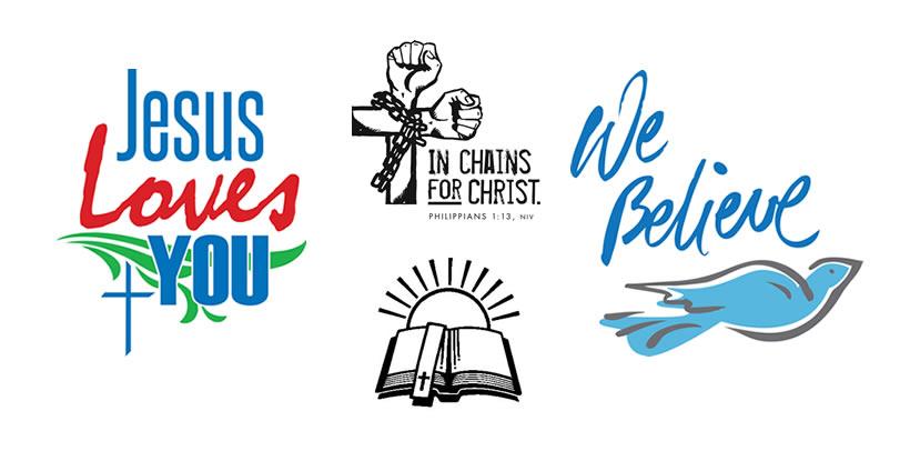 Christian clip art church art