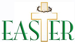 Christian Easter Clip Art Easter Religious Graphics Holy Easter