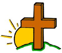 Christian religious easter clip art clipart clipartcow 3