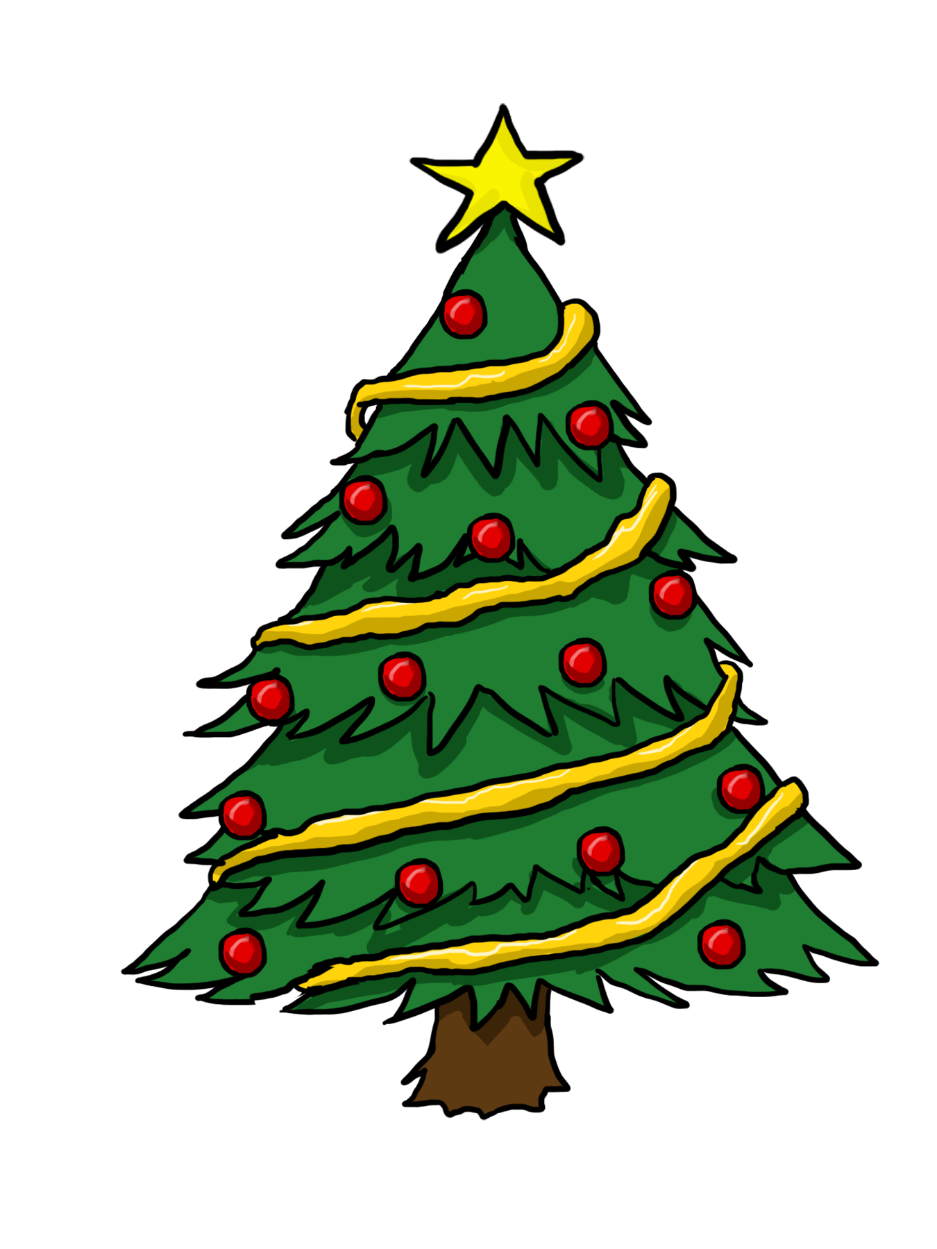 Christmas Day clipart