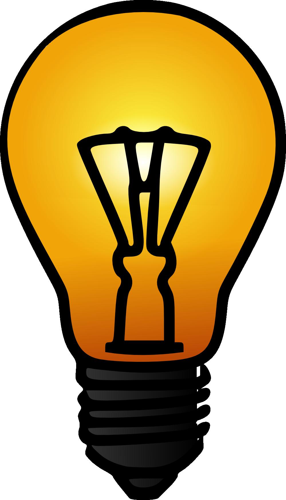 christmas light bulb clipart