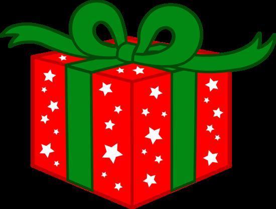 christmas present clipart