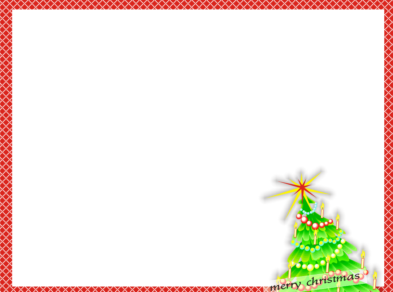 Christmas border free christmas background clipart the cliparts