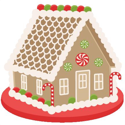 Christmas Clip Art Gingerbread .