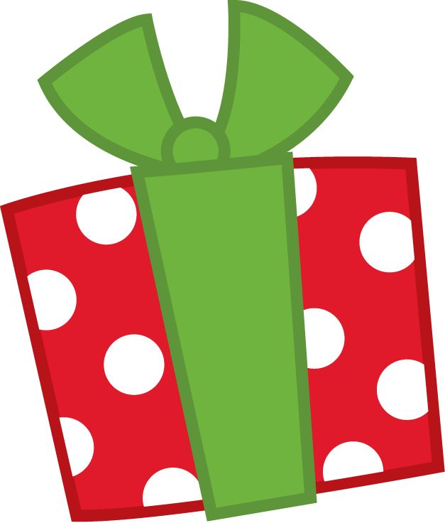 Christmas gifts free clipart - ... Photo by @daniellemoraesfalcao .
