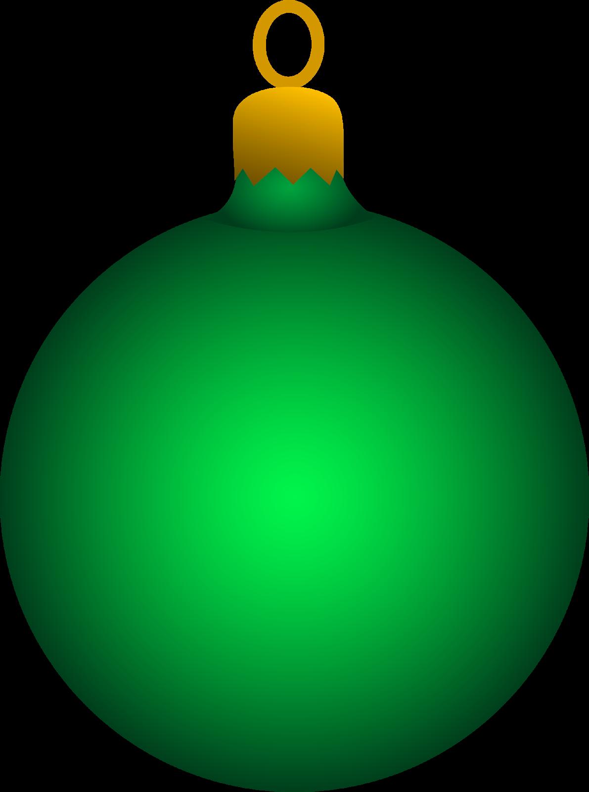 Christmas Ornaments Clipart .