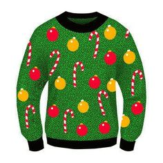 Christmas Ugly Sweater Clipart