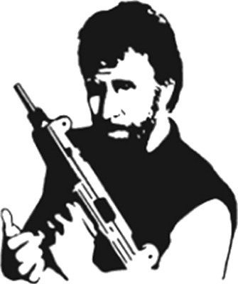 Chuck Norris Clipart-hdclipartall.com-Clip Art335