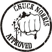 Chuck Norris Clipart #1