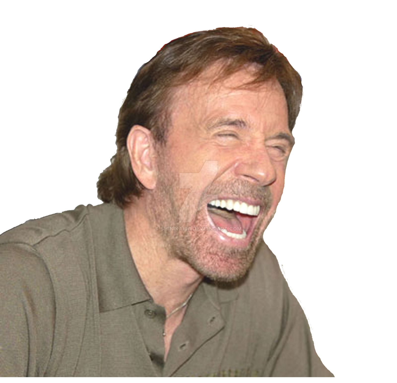 Chuck Norris PNG Clipart