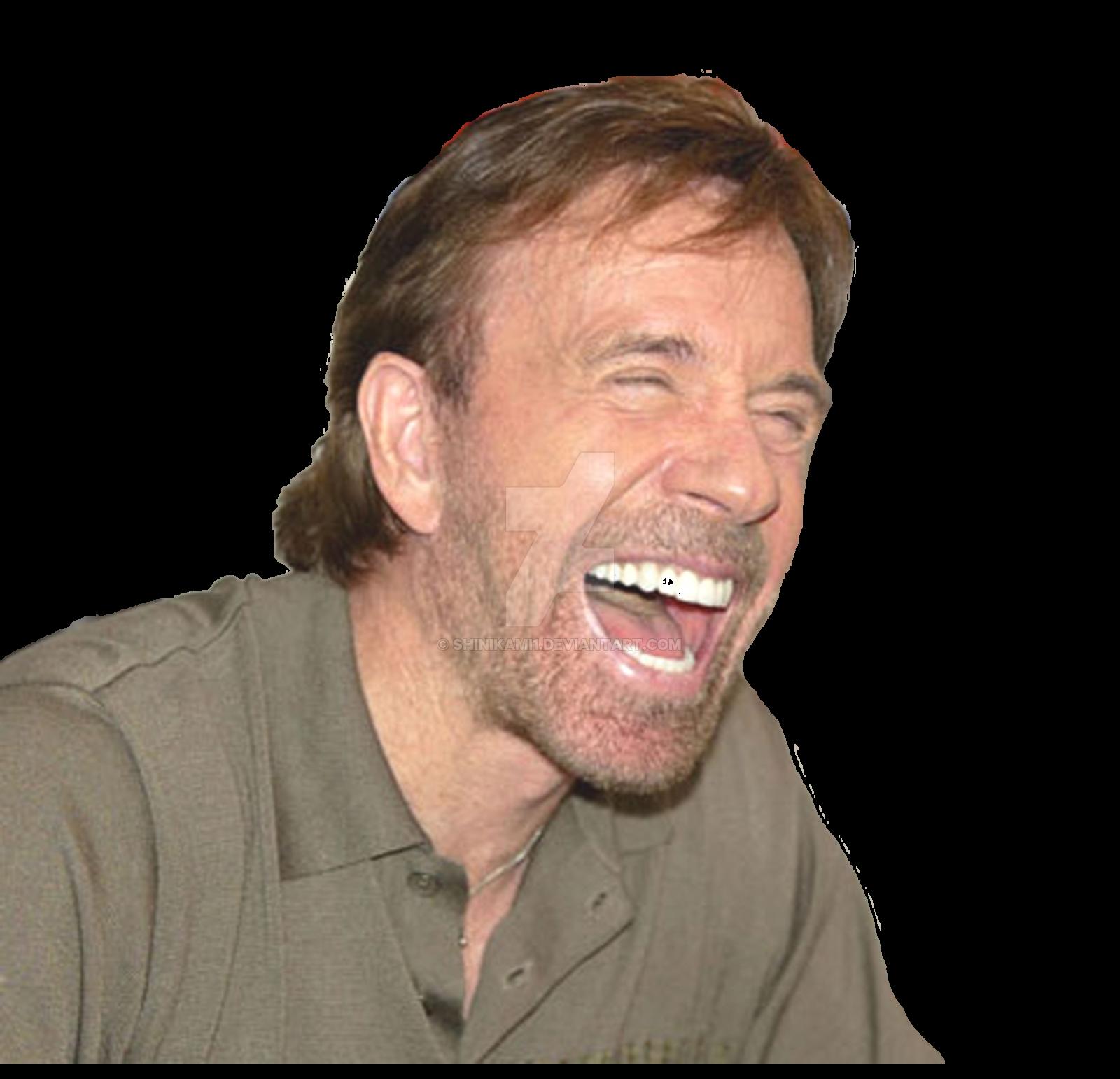 Chuck Norris PNG Clipart