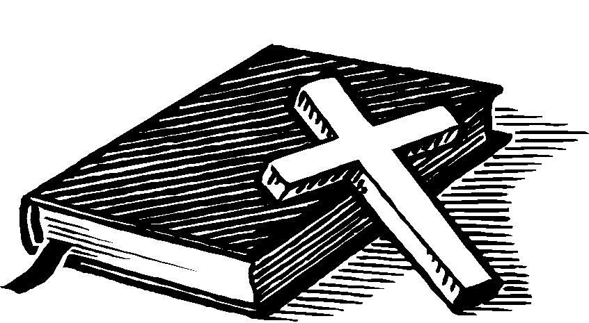 Church Bible Clipart