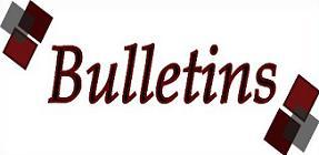 Church Bulletin Clipart