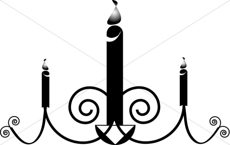 Three Black Candles