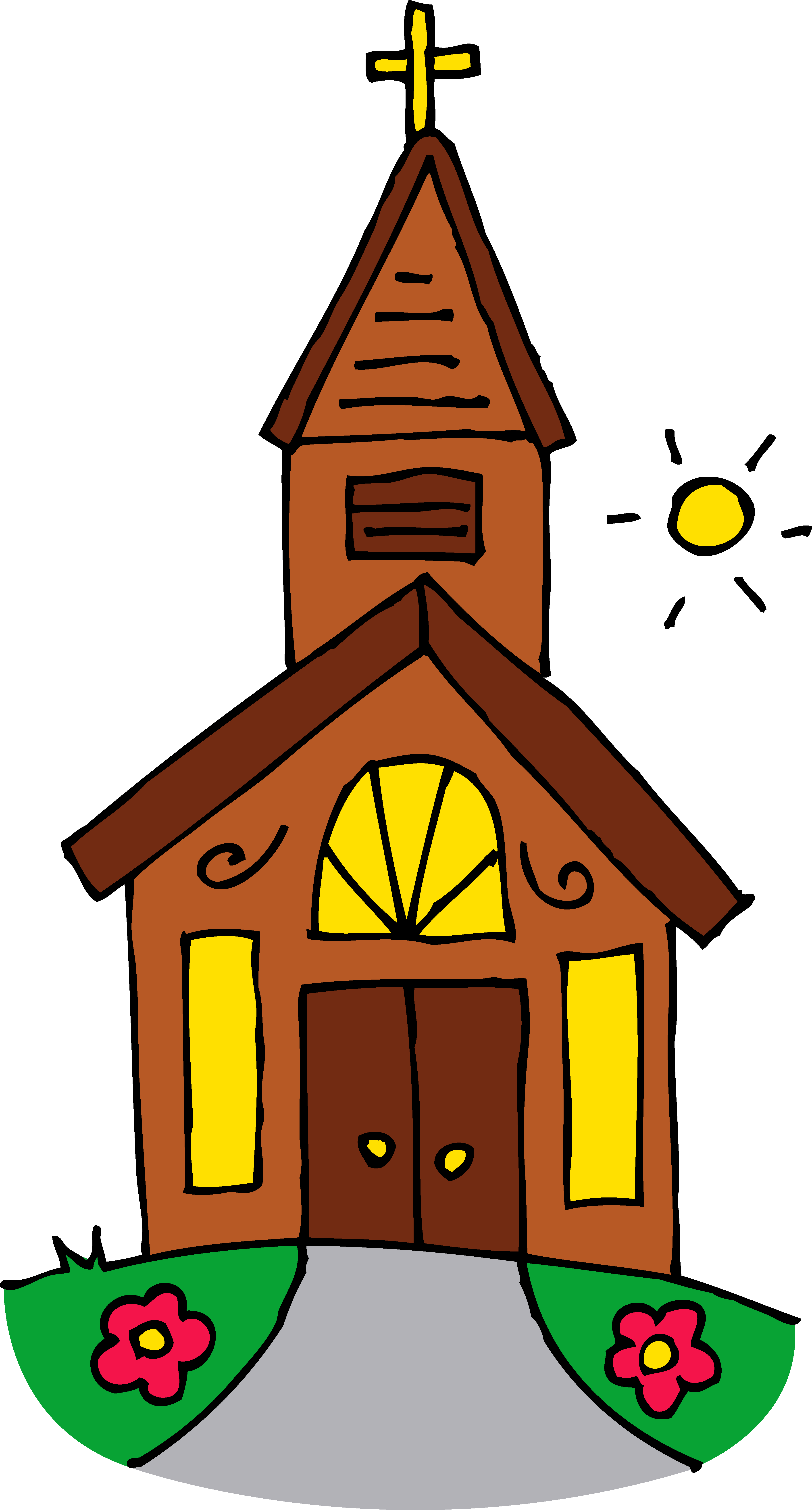 Church Clip Art - Blogsbeta