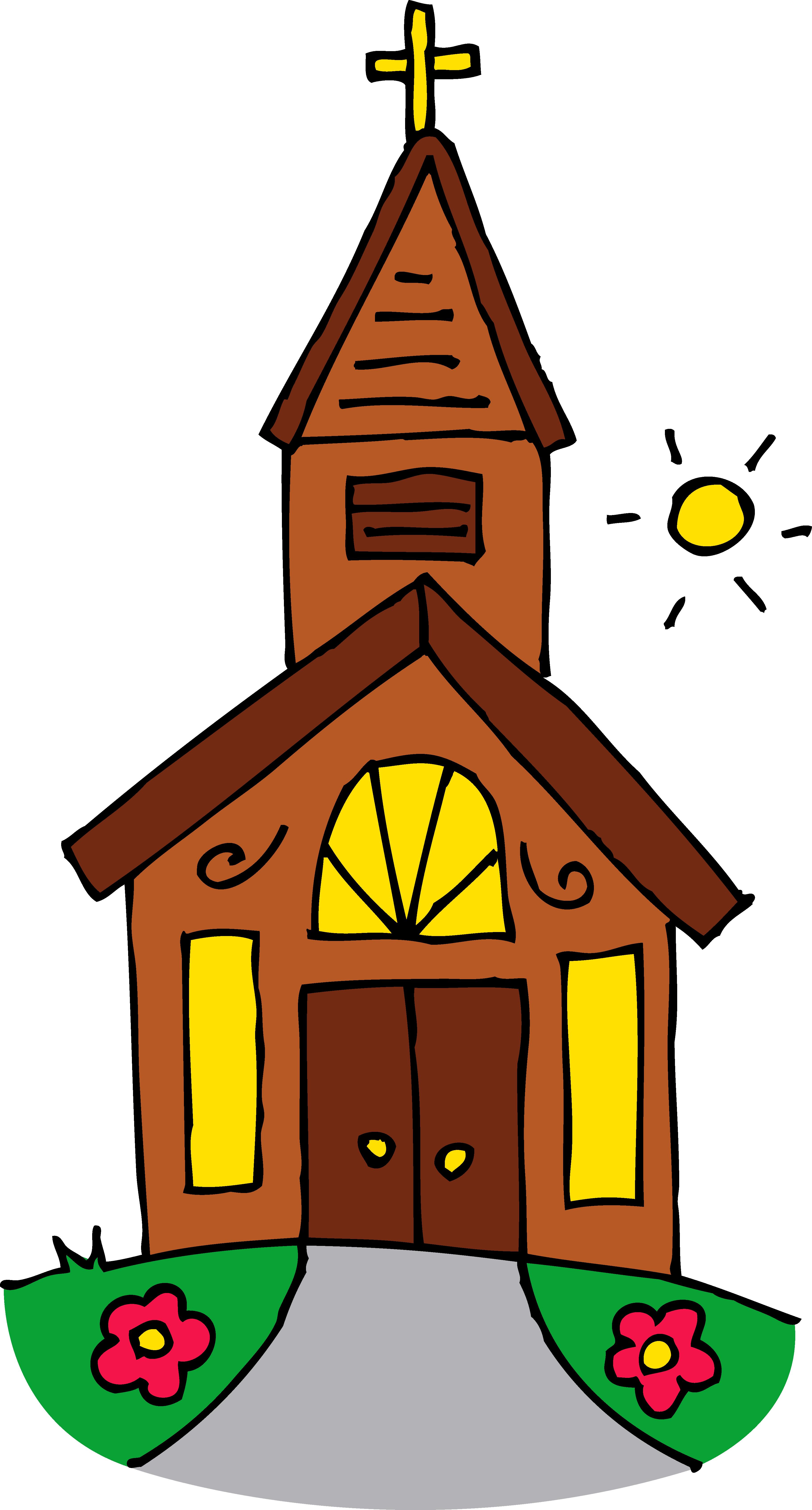 Church Clipart-Clipartlook.com-3638