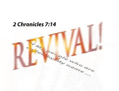 Church Revival Clipart