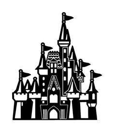 cinderella castle clip art