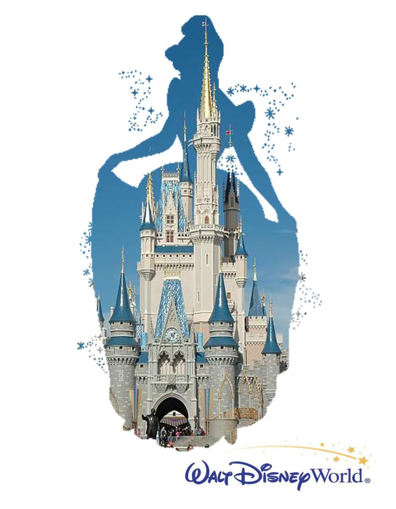 Cinderella castle clipart castles cinderella