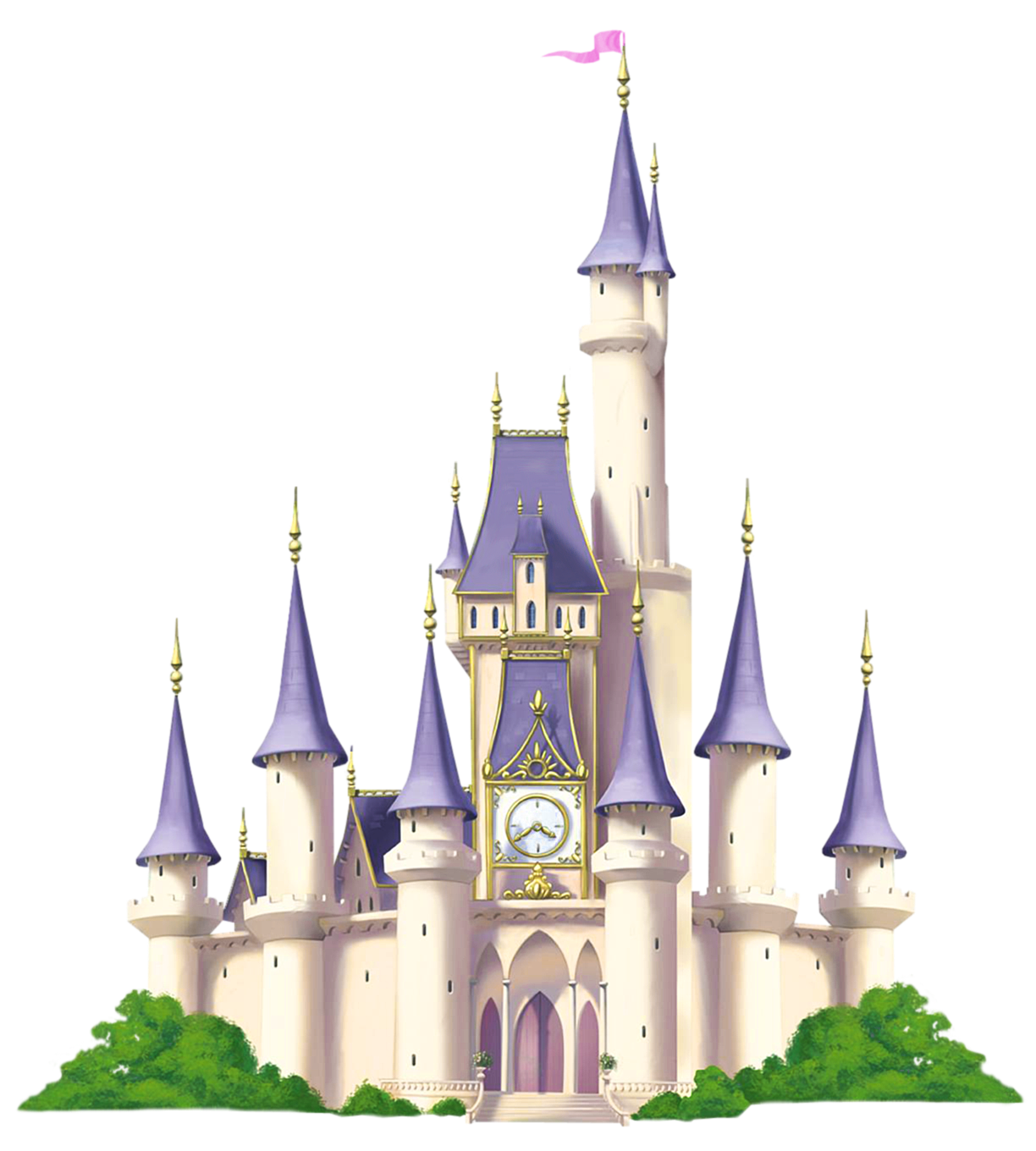 Cinderella castle disney castle disney cinderella clipart hdclipartall