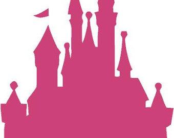 Disney Castle Clipart #4824