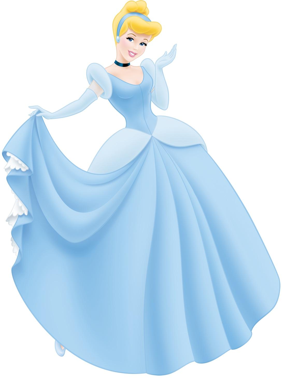 Cinderella clipart. Image
