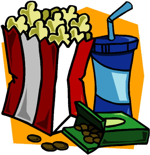 Cinema Clipart #1