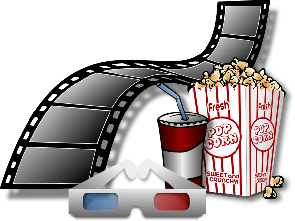 Cinema Clipart This Image As: