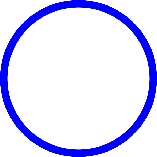 Circle Clip Art #6912