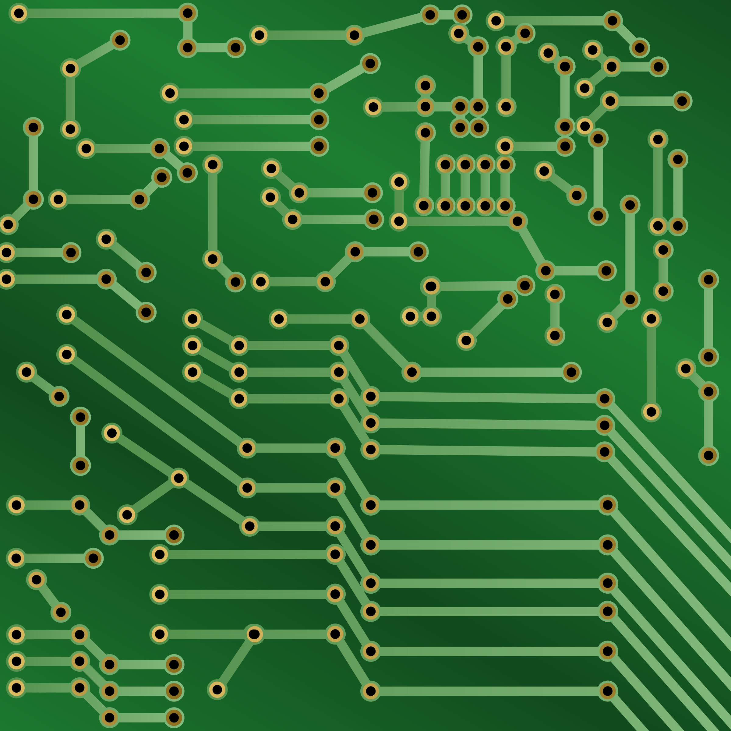 PCB electronics strange