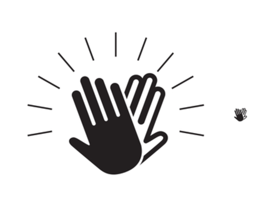 ... Clap Clipart - clipartall; Clapping Hands ...