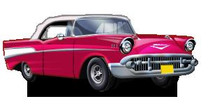 Classic Car Clipart Png
