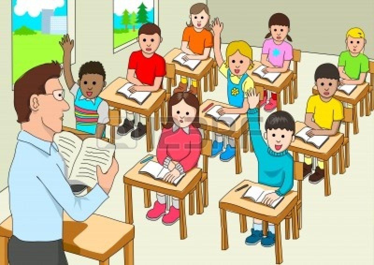 Classroom Clipart clip art