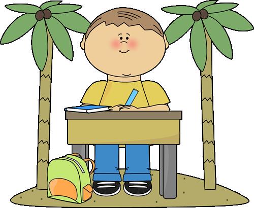 Classroom Job Vacation Clip Art