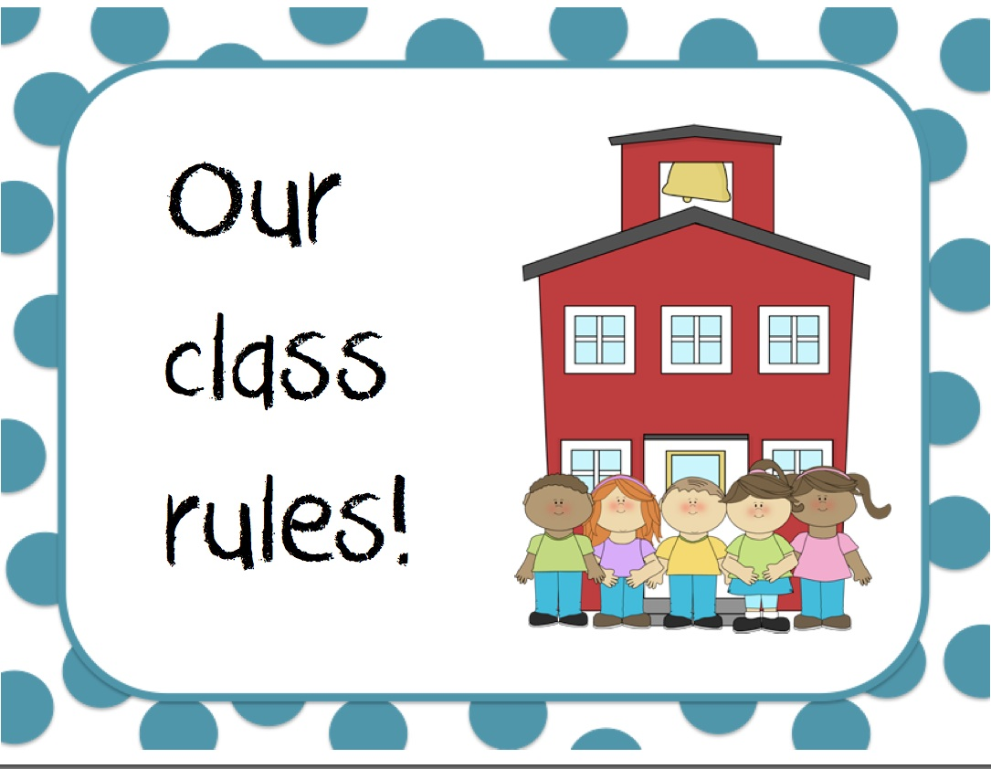 Classroom Rules Clipart Images Pictures Becuo