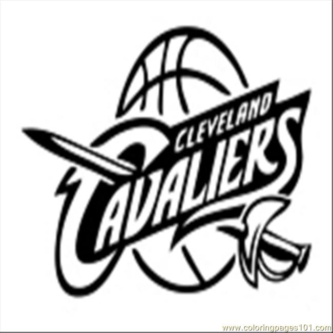 Cleveland Cavaliers Clipart #1
