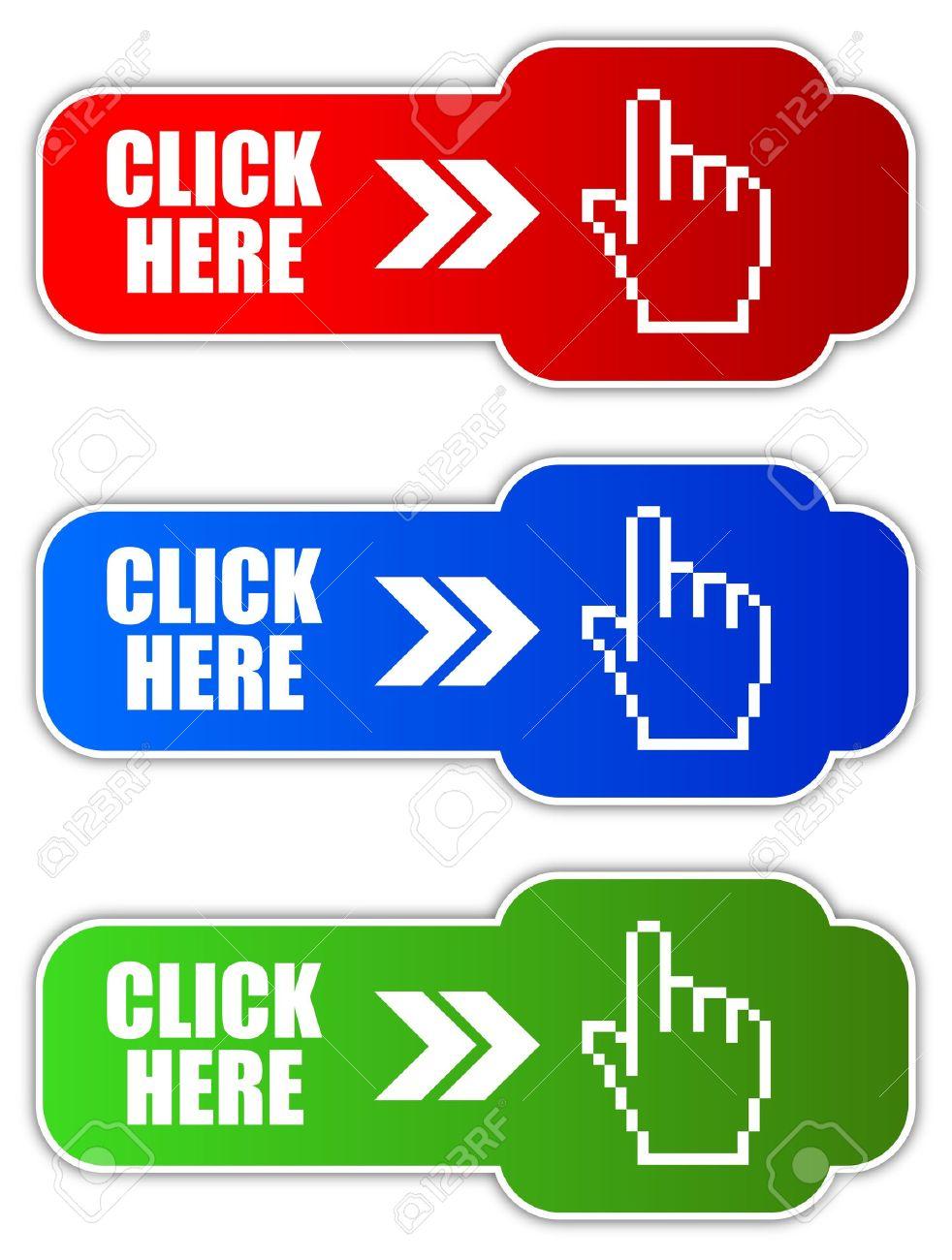 Vector - Vector click here button