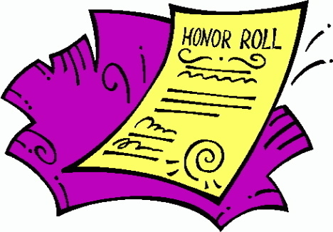 Click Here For Honor Roll Certificates Page