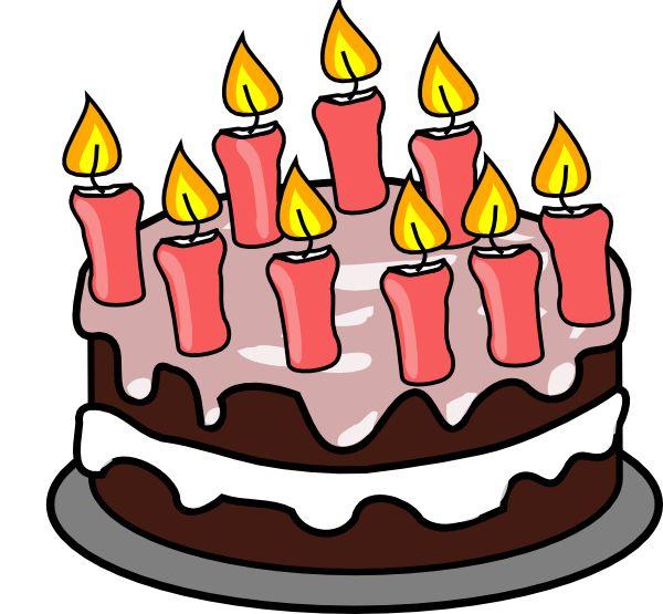 Clip art, Art birthday cake .