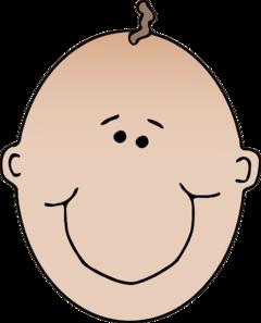 Clip art baby face - ClipartFox