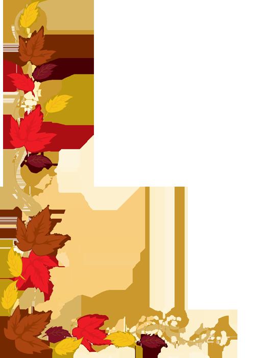 Clip Art Borders Autumn Leaves Clipart Panda Free Clipart Images