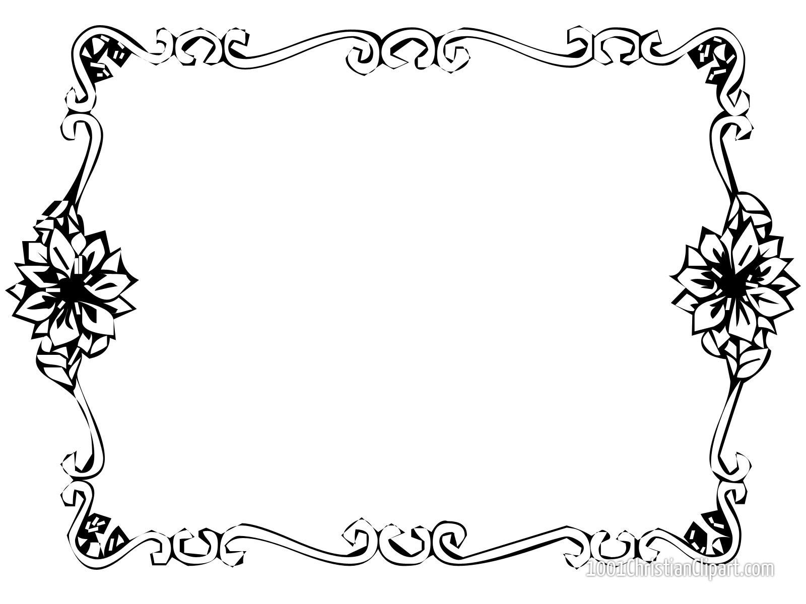 clip art borders