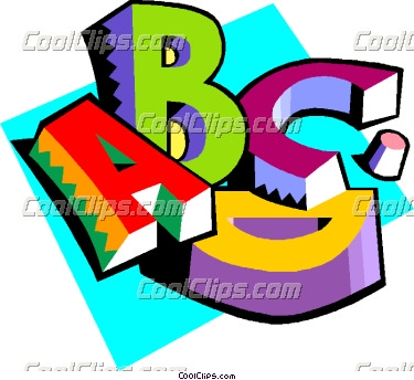 Clip Art Clip Art Letters clip art for letters clipartall clipart letters