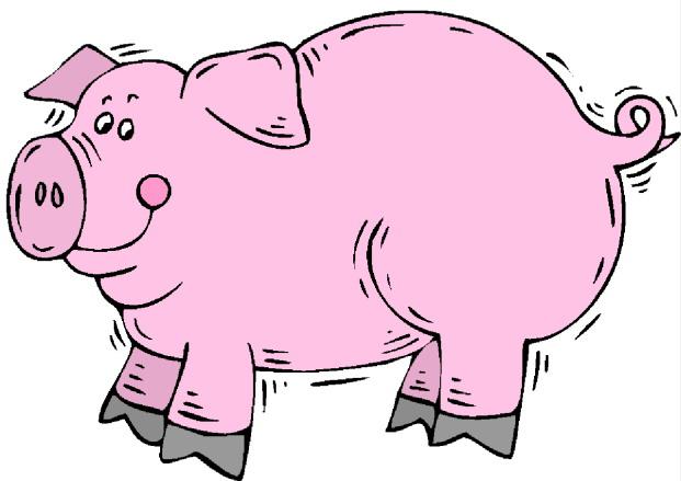 Clip Art - Clip art pigs 534174