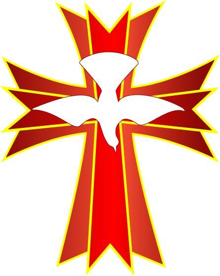 clip art crosses free   Clip Art III   Painting   Pinterest   Pentecost, Clip art and Holy spirit