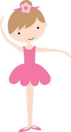 Clip Art Dance Ballet Clipart. BAILARINAS E ACESSÓRIOS
