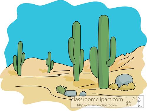 Clip art desert background clipart kid