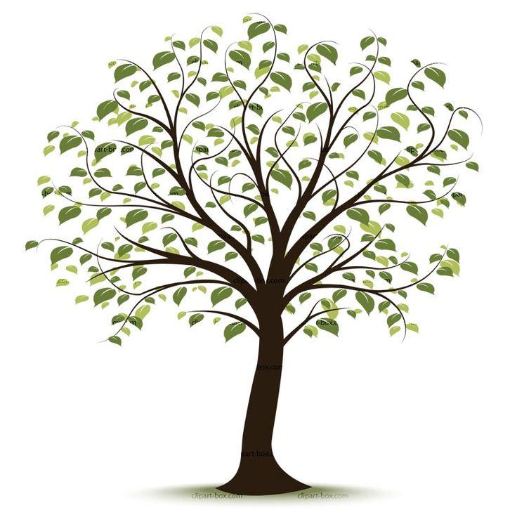 Clip art family tree u2026
