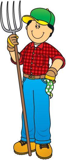 Clip Art Farmer Clipart farmer clipart clipartall clipart