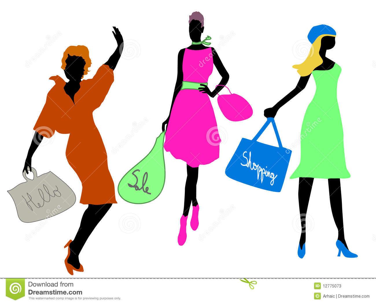 Clip art fashion show. show clipart